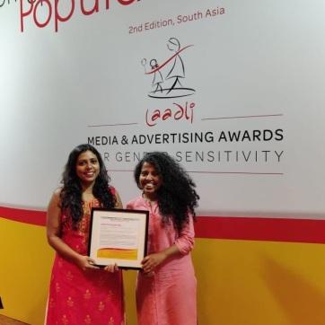 Laadli award