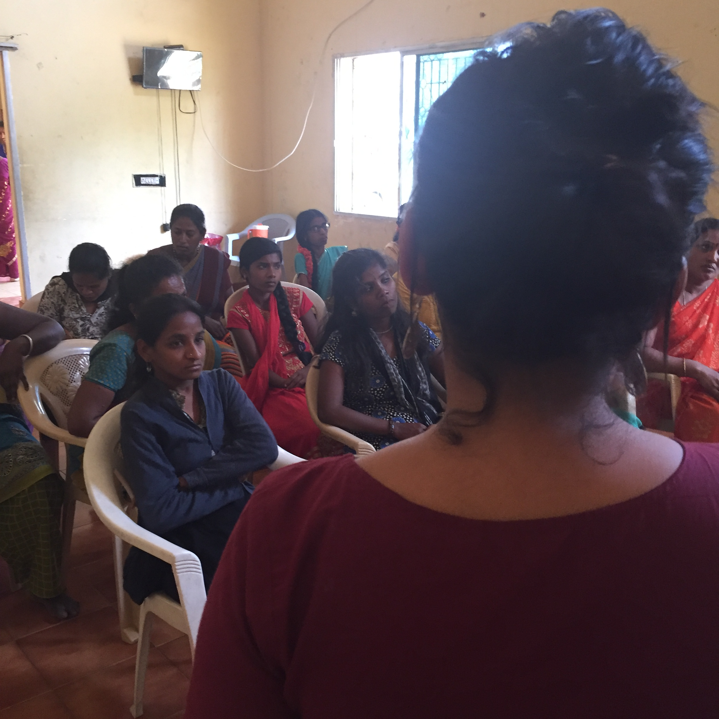 Workshop with Disability groups
